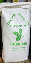 Lucerne Chaff packaging , chipperfield alpacas